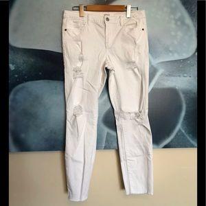 BUFFALO mid rise jeans